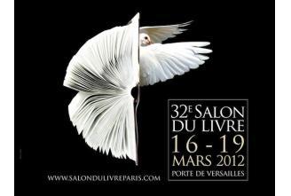 Salon du Livre de Paris 2012