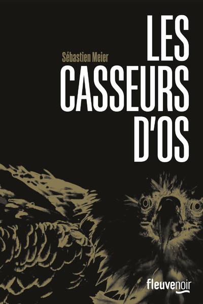 """Laurent, lecteur du mois, découvre """"Les casseurs d'os"""" de Sébastien Meier"""