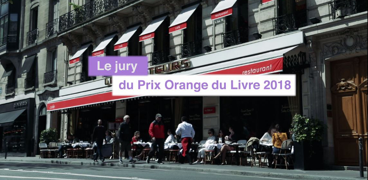 Les délibérations du jury du Prix Orange du Livre 2018