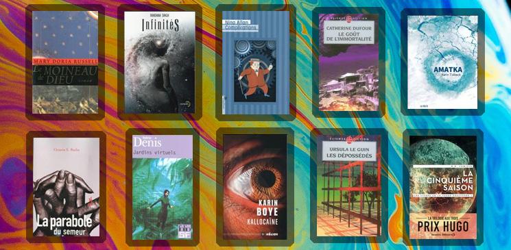 10 autrices de science-fiction : parce que la SF, ce n'est pas que par (ou pour) les garçons