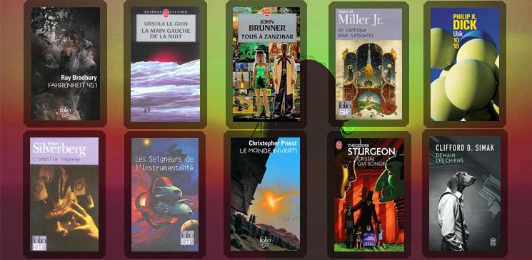 10 grands classiques de la science-fiction que tout le monde devrait avoir lus