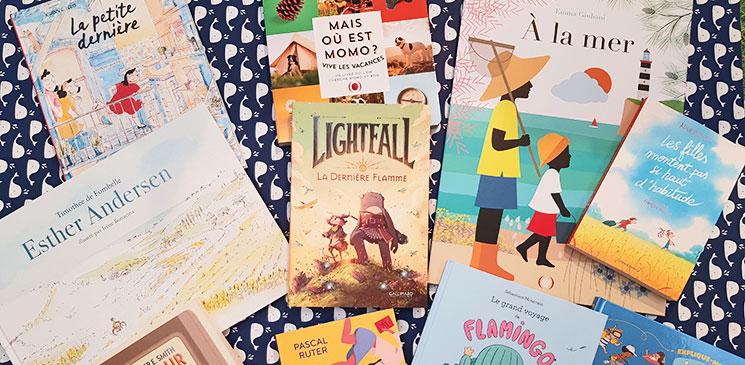 Livres jeunesse : 10 pépites à dévorer tout l'été