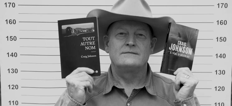 Craig Johnson, le créateur de polars westerns