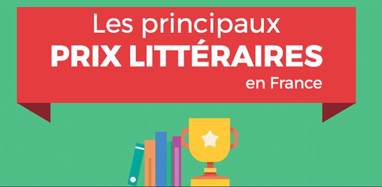 Prix littéraires français : les principaux rendez-vous