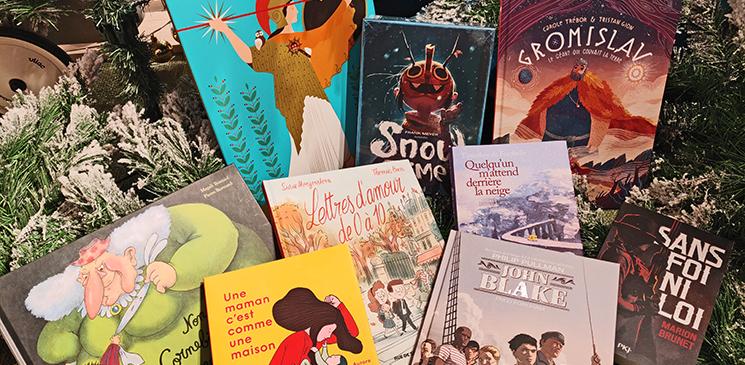 Livres jeunesse : les coups de cœur à glisser sous le sapin de Noël