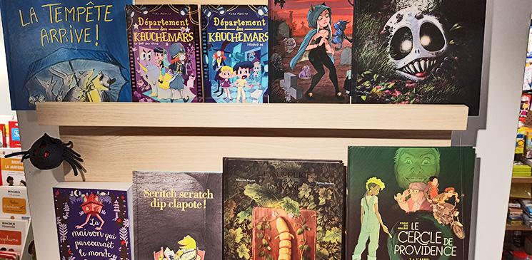 7 livres jeunesse pour un Halloween plein de délicieux frissons… et d'humour !