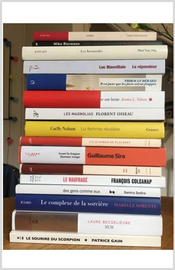 La première sélection du Prix Orange du Livre 2020 : le jury sélectionne 21 titres