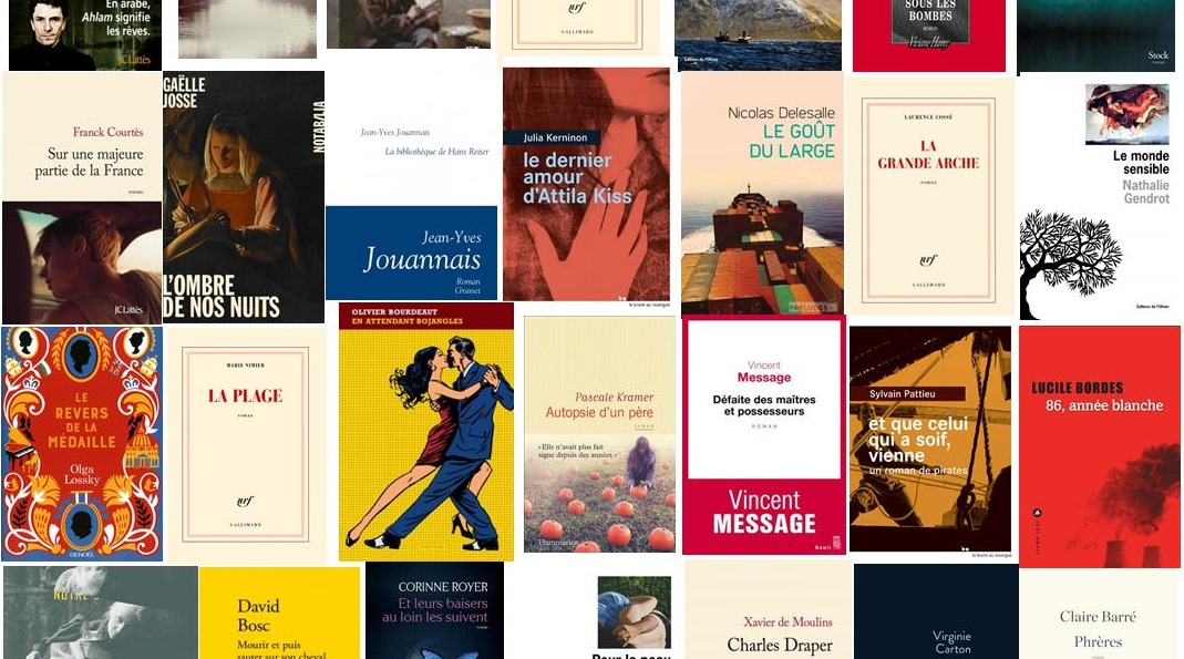 Prix Orange du Livre 2016 : les livres en compétition