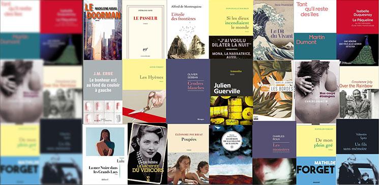 Prix Orange du Livre 2021 : le jury vous livre la première sélection