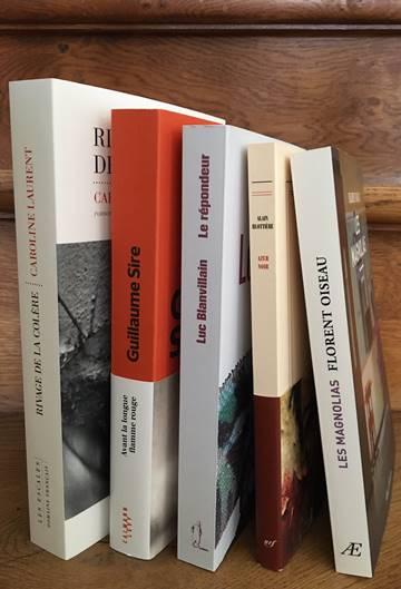 Les 5 finalistes du Prix Orange du Livre 2020 sont dévoilés !