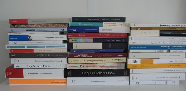 #Rencontre : venez échanger avec six auteurs de la rentrée littéraire 2015
