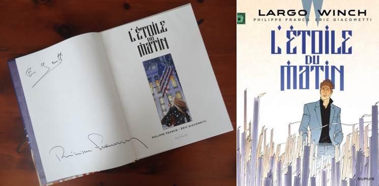 """Evénement Largo Winch : que faut-il attendre de """"L'Etoile du Matin"""" ?"""