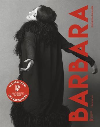 Barbara : une longue dame brune, s'expose à la Philharmonie