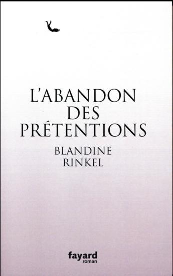 Les lectures de Blandine Rinkel