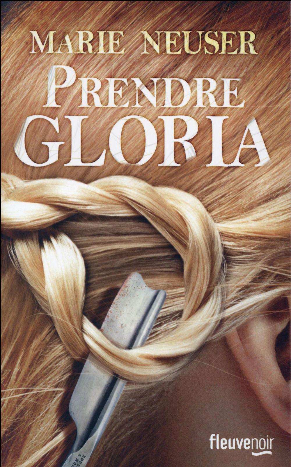 "Lectrice du mois, en mars Nadia a lu ""Prendre Gloria"" de Marie Neuser"