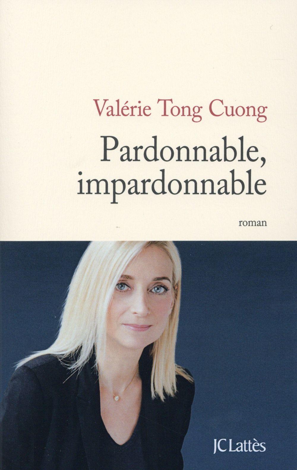 """Jacqueline, lectrice du mois pour """"Pardonnable, impardonnable"""" de Valérie Tong Cuong"""
