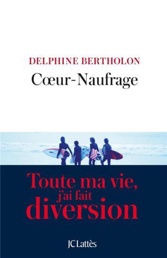 """Nathalie, lectrice du mois de mars, a aimé """"Cœur-naufrage"""" de Delphine Bertholon"""