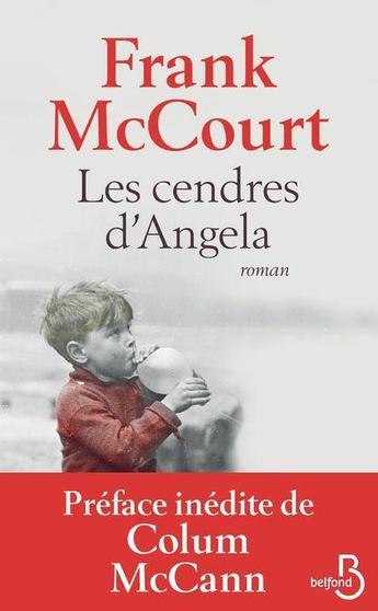"""Pour les vingt ans de la parution des mémoires de Frank McCourt, on aime """"Les cendres d'Angela"""""""