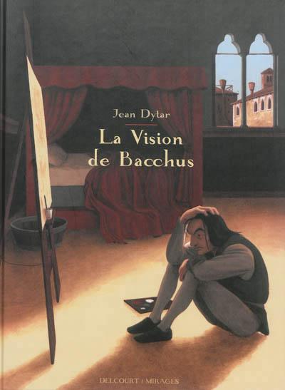 """""""La vision de Bacchus"""" de Jean Dytar en tête du palmarès des Explorateurs de la BD !"""