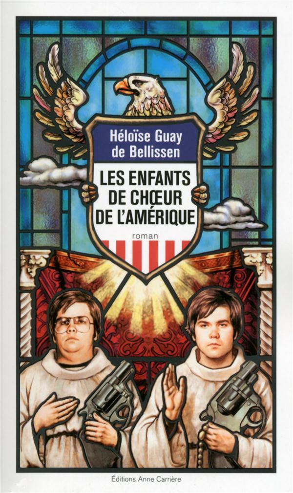 """#RL2015 Explorateurs : """"Les enfants de choeur de l'Amérique"""" Heloise Guay De Bellissen"""