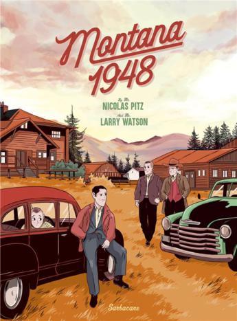 """Olivier et Cécile ont lu """"Montana 1948"""" la BD de Larry Watson et Nicolas Pitz"""