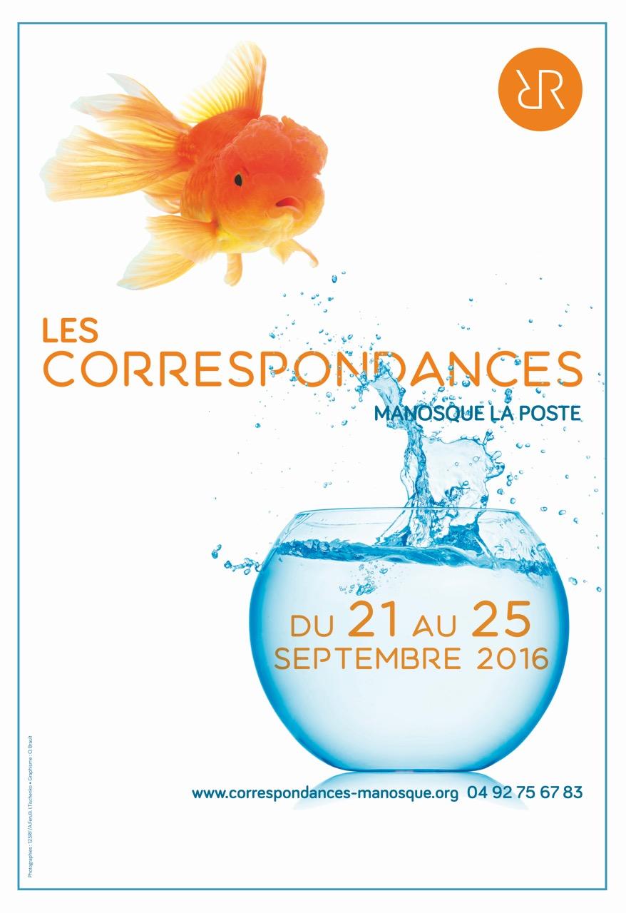 Les Correspondances 2016, du 21 au 25 septembre