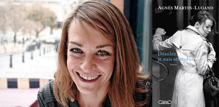 #Conversation privilégiée : gagnez le livre de Agnès Martin-Lugand et venez la rencontrer