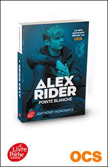 Interview d'Anthony Horowitz, créateur d'Alex Rider et producteur exécutif de la série éponyme disponible sur OCS