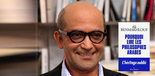 Autour d'un sujet : les philosophes arabes avec Ali Benmakhlouf