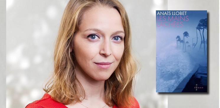 """La bibliothèque idéale d'Anaïs Llobet, auteur du premier roman """"Les mains lâchées"""""""