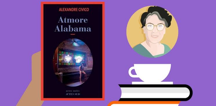 """""""Atmore Alabama"""", un roman noir qui nous montre une facette de l'Amérique peu reluisante"""