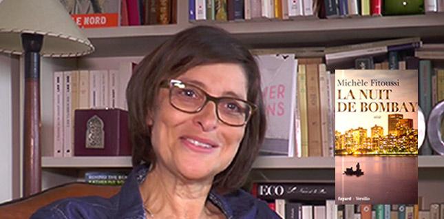 Autour d'un verre avec Michèle Fitoussi