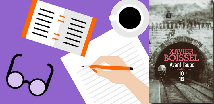 """Nos lecteurs ont aimé """"Avant l'aube"""" un roman policier conçu comme une tragédie grecque !"""