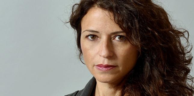 Portrait de Karine Tuil, auteur et juré du Prix Orange du Livre 2014