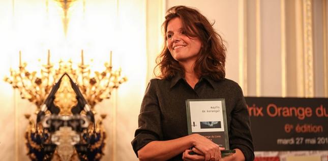 Retour sur la soirée de remise du Prix Orange du Livre 2014
