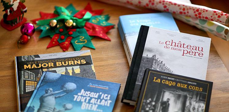 Les 10 bandes dessinées à offrir pour Noël 2020