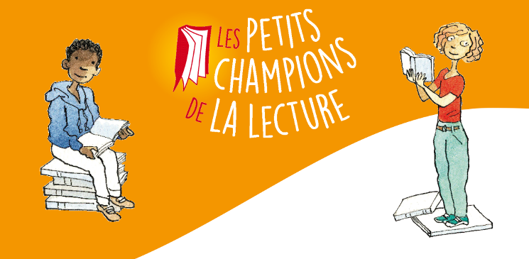 """Rejoignez le jury des """"Petits champions de la lecture"""" !"""