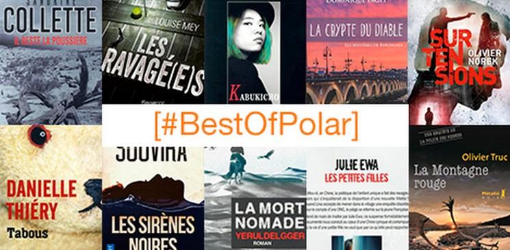 Les 10 romans policiers coups de cœur de la rédaction