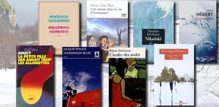Le roman québécois aujourd'hui