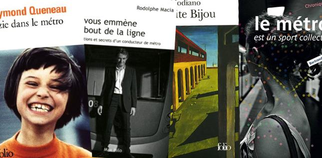 Livres et métro : un ticket pour les pépites littéraires
