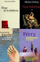 La bibliothèque philosophique : une sélection d'ouvrages
