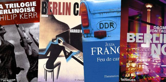 Berlin, atypique et éclectique : une sélection de livres sur la capitale allemande