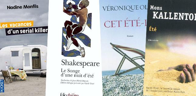 Solstice estival de la littérature : nos conseils