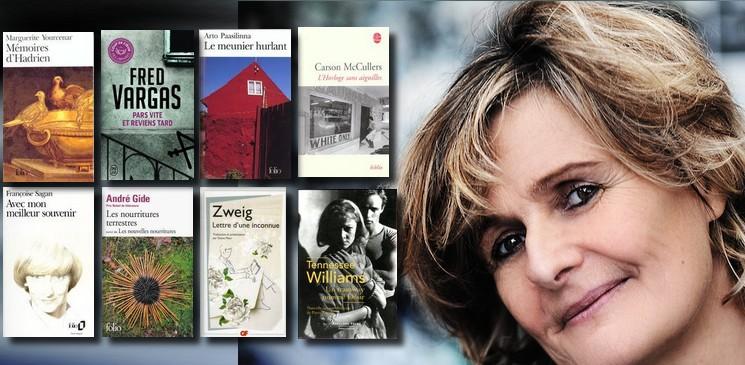 La bibliothèque idéale de Brigitte Kernel