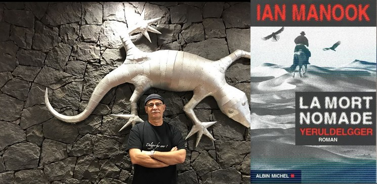 Venez rencontrer Ian Manook lors d'une conversation privilégiée