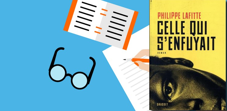 """Lire un thriller psychologique passionnant """"Celle qui s'enfuyait"""" de Philippe Lafitte"""