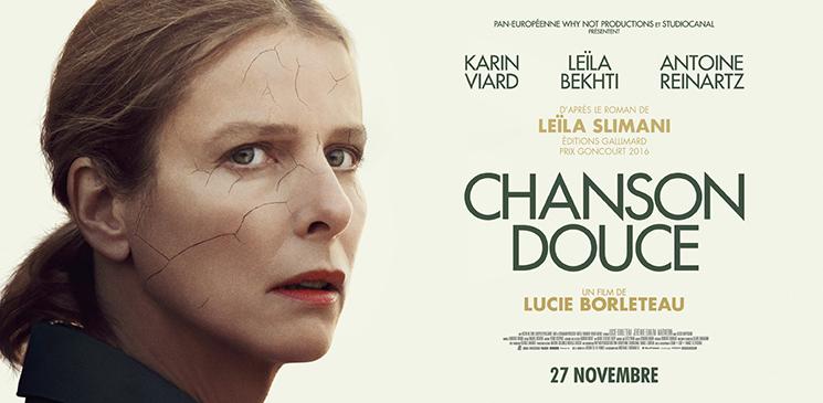 """On aime, on vous fait gagner des places pour """"Chanson douce"""" au cinéma et le roman de Leïla Slimani !"""