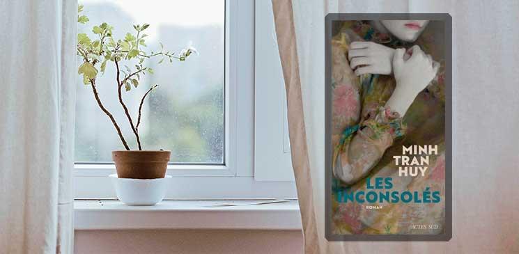 """Il était une fois… l'histoire d'une Bovary qui aurait lu Flaubert : """"Les Inconsolés"""" de Minh Tran Huy"""