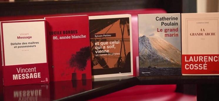 Prix Orange du Livre 2016 : vidéo des délibérations