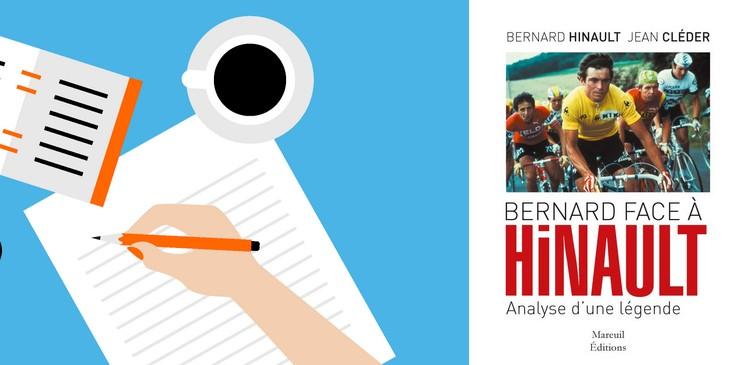 Hinault face à Bernard de Jean Cleder (Editions de Mareuil)